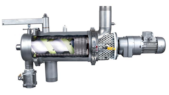 Russell Finex rozšiřuje řadu samočistících Eco filtrů